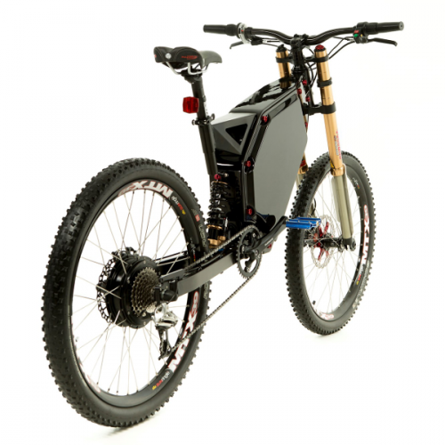Evol Dual Suspension Frame
