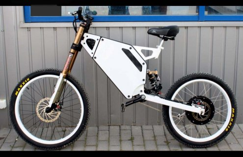 the evol frames attributes and benefits are - Ebike Frame