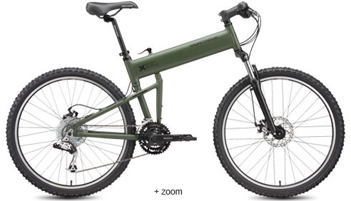 c080c7924a4 Styles of Betterbikes: Foldable / Portable Bikes