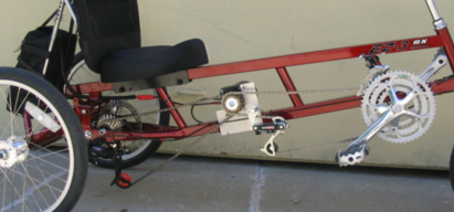 Electro Cycle E 4 Kit For Recumbent Bikes Installation Instructions