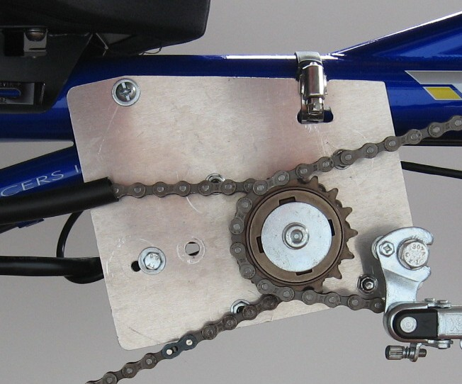 Electro Cycle E-4 Kit for Recumbent Bikes: X3 Installation Instructions