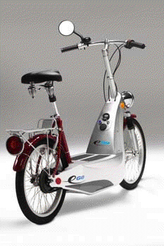 Best Electric Scooter For Commuting >> Reviews of the eGO-2 Cycle - Electric-Bikes.com