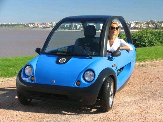 The Cyclecar A Freeway Capable Commuter Vehicle