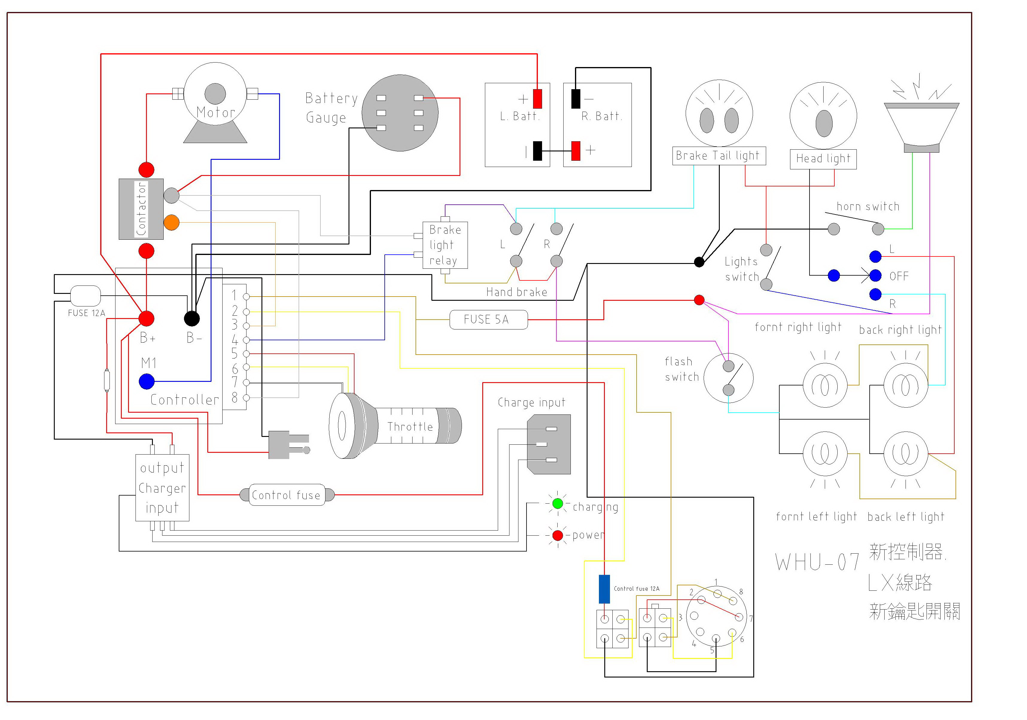 Freedom Scooter Wiring Diagram Schematic Diagrams Rascal 600 Ego Electric House Symbols U2022 600t Parts